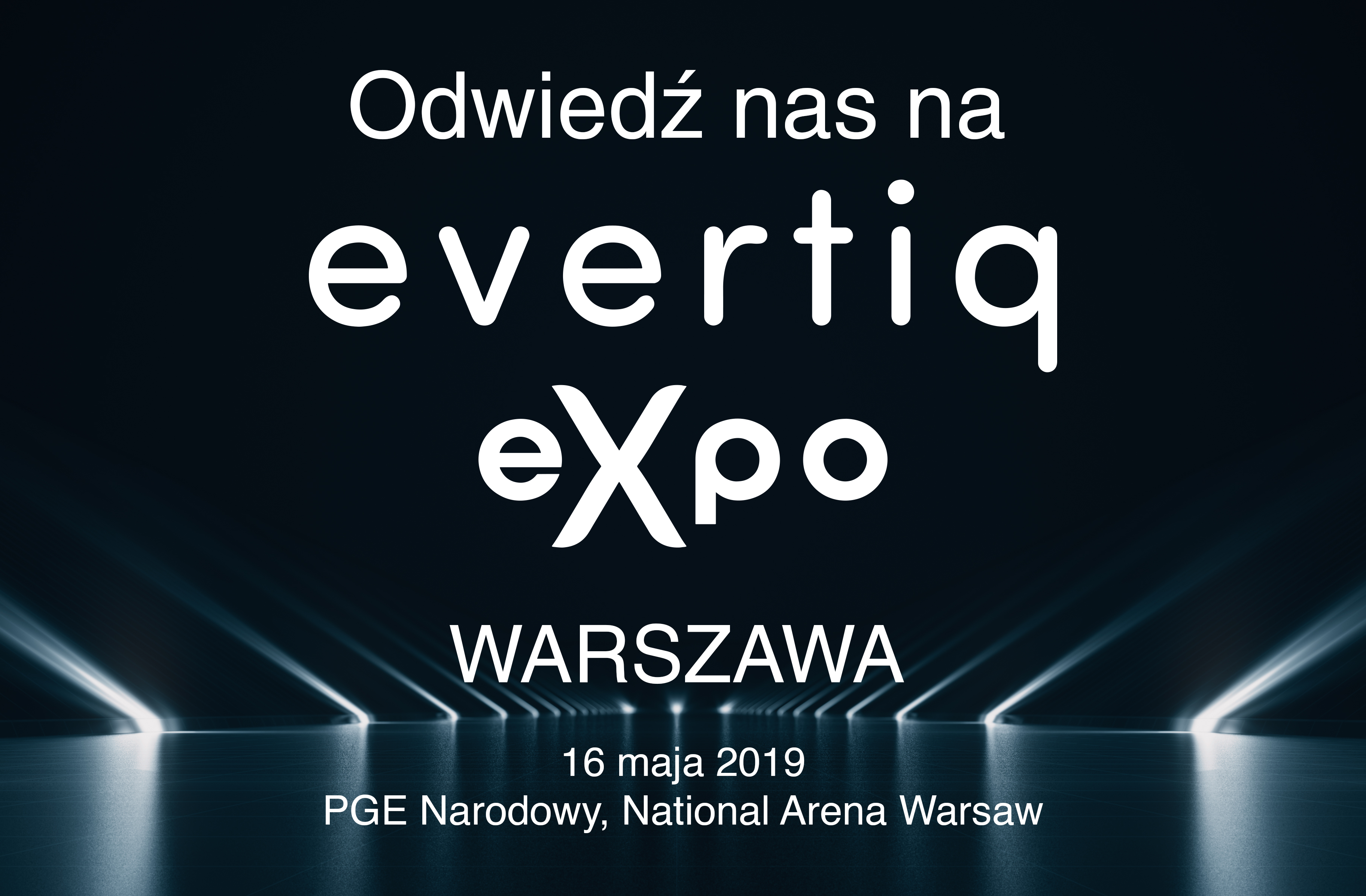Zaproszenie na targi Evertiq Expo