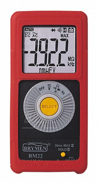 Zdjęcie produktu: BM22s Multimetr kieszonkowy   Brymen