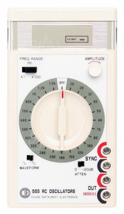 Zdjęcie produktu: CIE555 Generator funkcyjny  20Hz-150kHz