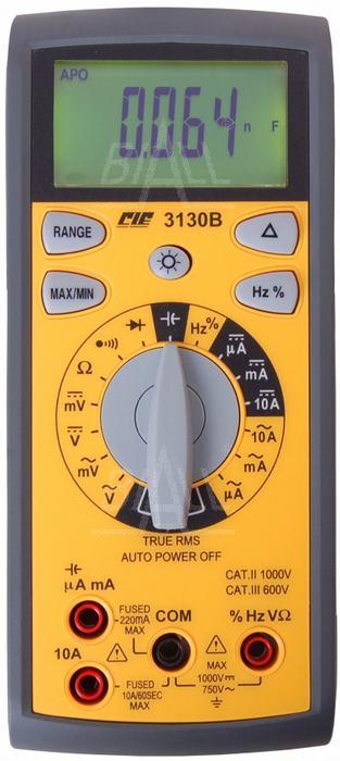 Zdjęcie produktu: CIE3130B Multimetr 4 1/2cyfr,TRMS,  0,05%  CIE