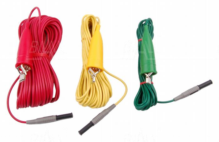 Zdjęcie produktu: KEW7228A Przewody do pom. rezystancji uziemienia KEW6016