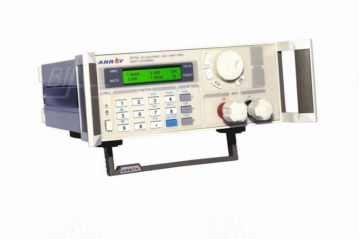 Zdjęcie produktu: ARRAY 3711A obciążenie elektroniczne 300W DC RS232/USB+progr.