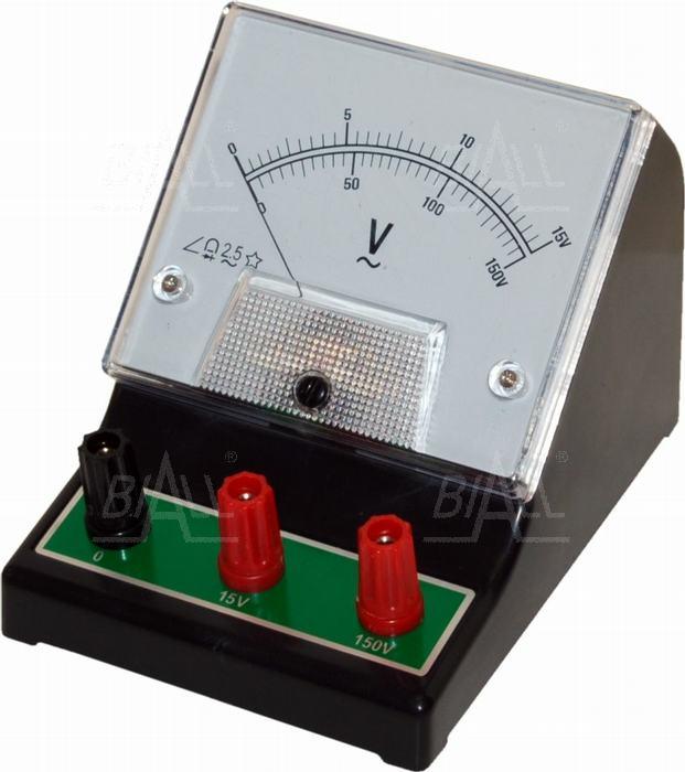 Zdjęcie produktu: Woltomierz analog. szkolny ACV-1 15V-150V AC