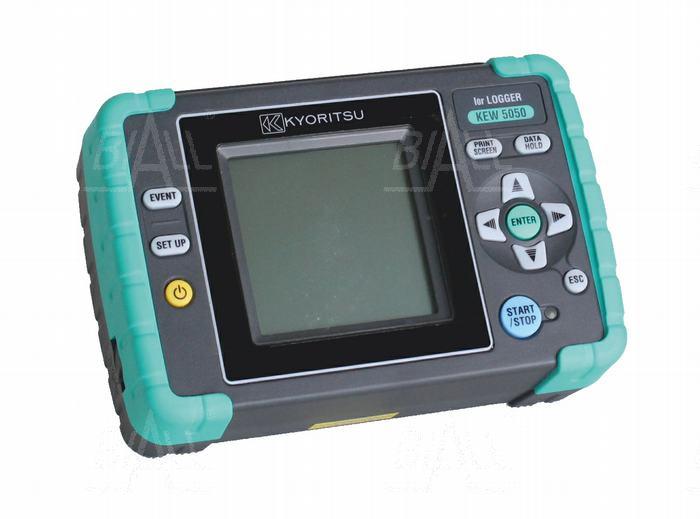 Zdjęcie produktu: KEW5050 Logger/rejestr. prądu upływu AC Kyoritsu