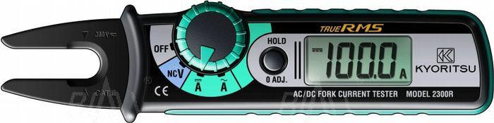 Zdjęcie produktu: KEW2300R Miernik cęgowy 100A AC/DC TRMS,NCV