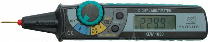 Zdjęcie produktu: KEW1030 Multimetr piórowy    Kyoritsu