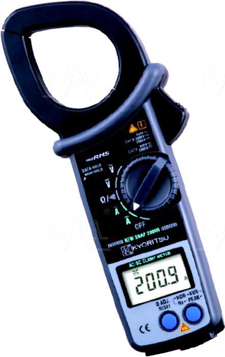 Zdjęcie produktu: KEW2009R Miernik cęgowy 2000A AC/DC TRMS 1kHz Kyoritsu