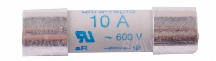 Zdjęcie produktu: Bezpiecznik 10A/600V 10X38 CHY20/21C/23 ceramiczny