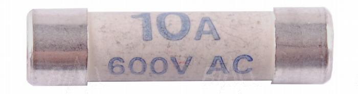 Zdjęcie produktu: Bezpiecznik 10A/600V 6X25 CHY19/491 ceramiczny