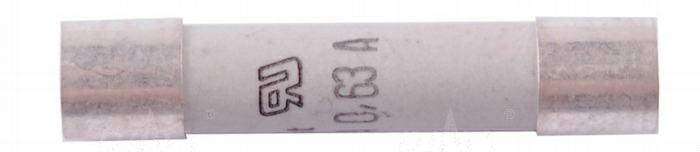 Zdjęcie produktu: Bezpiecznik 0,63A/500V 6X32 BM90X/25X/81X/857/80X/319 ceram