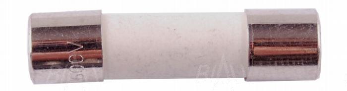 Zdjęcie produktu: Bezpiecznik 0,5A/600V 6X25 CIE8007 ceramiczny