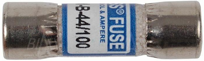 Zdjęcie produktu: Bezpiecznik 0,44A/1000V typ F 10x38 do BM 52Xs/81Xs/82Xs/85Xs/86Xs
