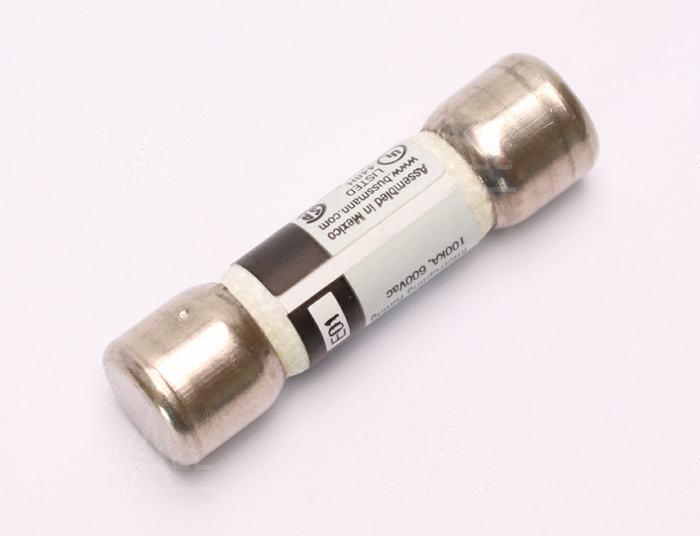 Zdjęcie produktu: Bezpiecznik 10A/600V 10X38 BM90X/25X/82X/867/81Xa/857a