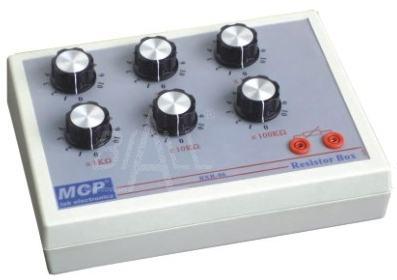 Zdjęcie produktu: Dekada rezystancyjna BXR-06 1-1MOhm