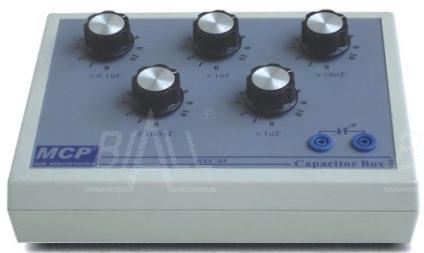 Zdjęcie produktu: Dekada pojemnościowa BXC-05 0.1nF-10uF