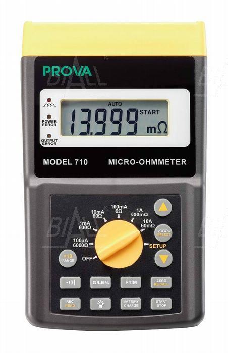Zdjęcie produktu: PROVA710 Mikroomomierz