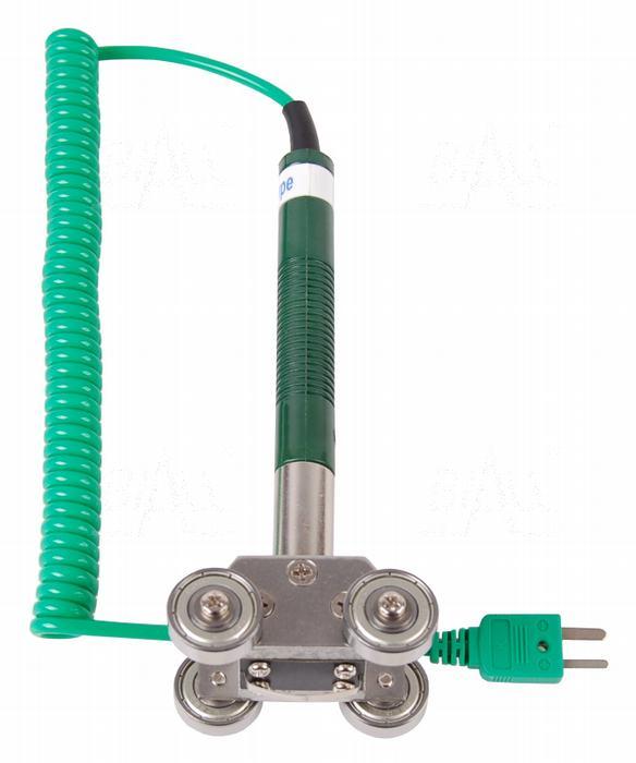 Zdjęcie produktu: NR35A sonda temperatury typ K powierzchniowa z rolkami metal. 0~500C