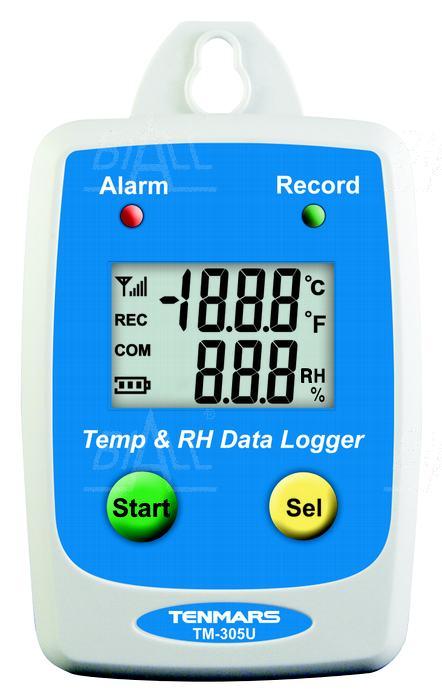 Zdjęcie produktu: TM305U Termohigrometr rejestrator TENMARS