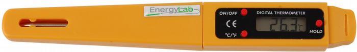 Zdjęcie produktu: ETP109B Termometr ostrzowy -40 +250 C  EnergyLab