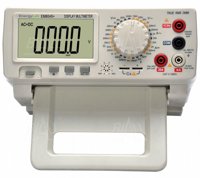 Zdjęcie produktu: EM8045+ Multimetr stacjonarny 4 1/2 cyfry dokł. 0,05% TRMS