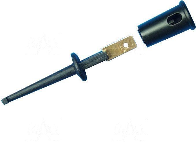 Zdjęcie produktu: Chwytak haczyk. MINI H105B-BK 3A, czarny   SCI