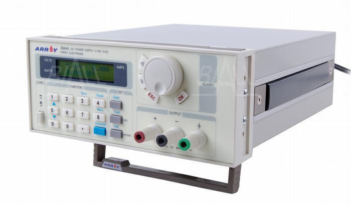 Zdjęcie produktu: ARRAY 3644A zasilacz lab. programowalny DC 18V/5A USB +progr.