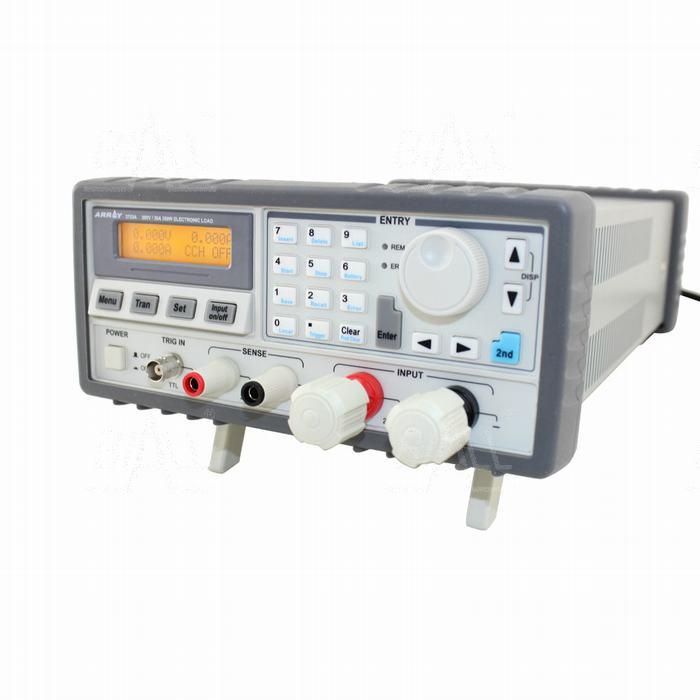 Zdjęcie produktu: ARRAY 3723A obciążenie elektroniczne 350W DC RS232/USB+progr.
