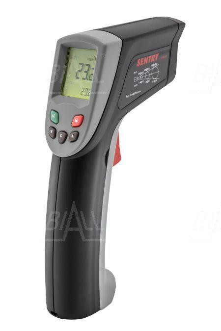 Zdjęcie produktu: ST643 Pirometr -32,+760°C,12:1,sonda K,e-SMART  SENTRY
