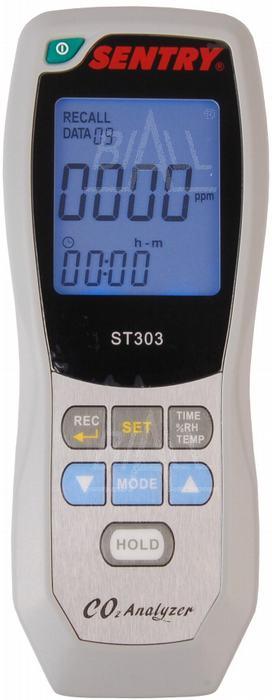 Zdjęcie produktu: ST303 Analizator CO2, USB  SENTRY