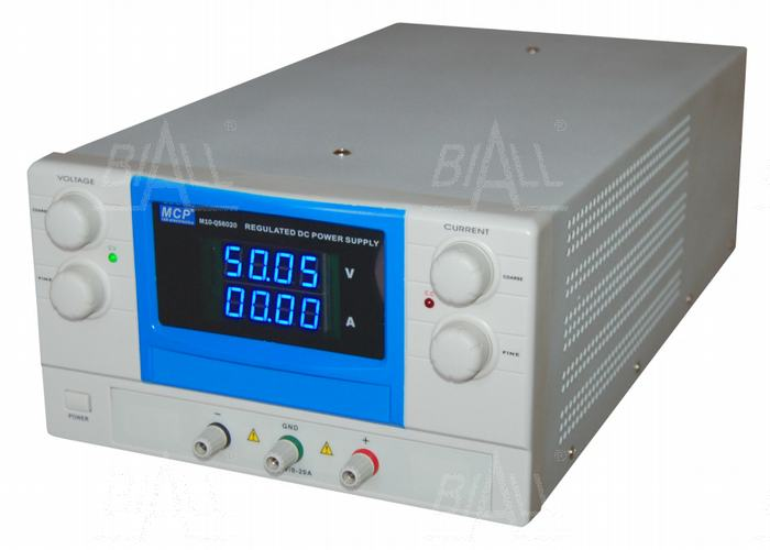 Zdjęcie produktu: Zasilacz lab QS6020 60V/20A DC do pracy ciągłej MCP