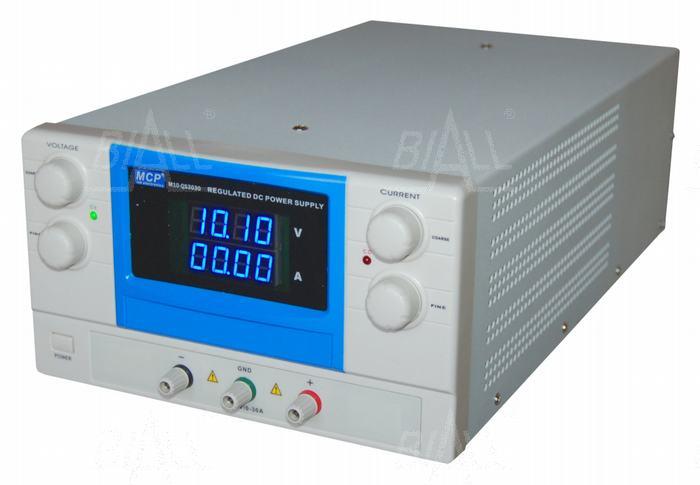 Zdjęcie produktu: Zasilacz lab QS3030 30V/30A DC do pracy ciągłej MCP