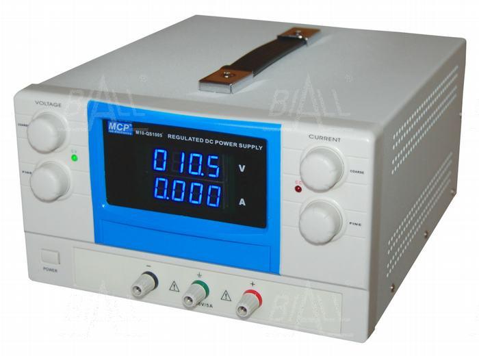 Zdjęcie produktu: Zasilacz lab QS1005 100V/5A DC do pracy ciągłej MCP