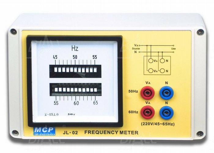 Zdjęcie produktu: JL02 Miernik częstotliwości 45-65Hz szkolny