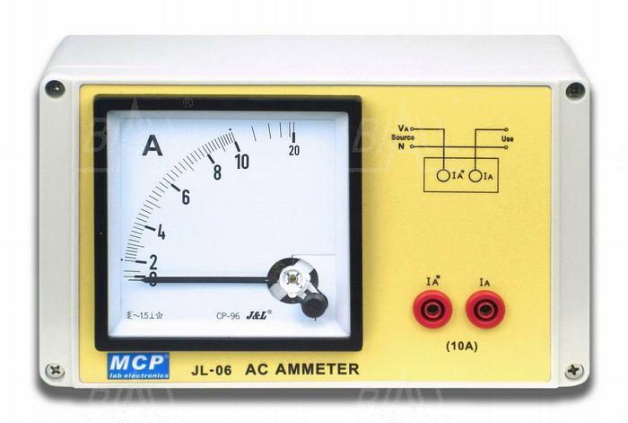 Zdjęcie produktu: JL06 Amperomierz AC 0-10A szkolny elektromagnetyczny