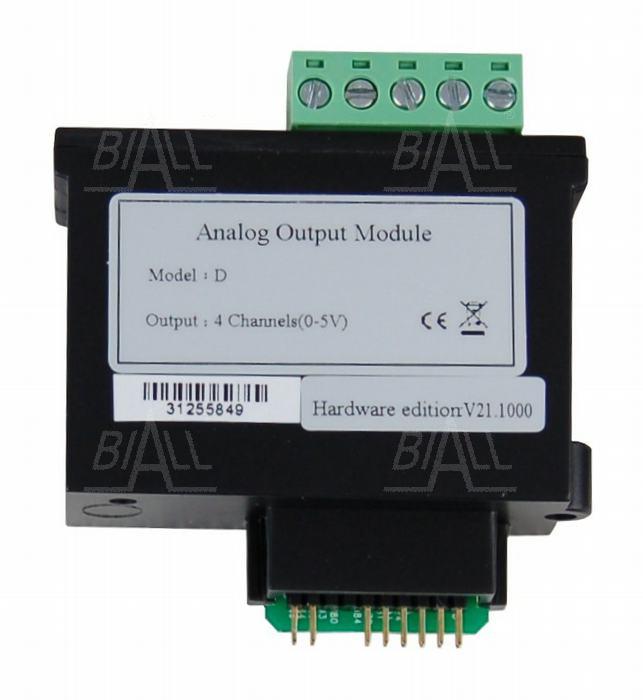 Zdjęcie produktu: Moduł D (4 wyjścia 0~5V) do MDM3100 ARTEL