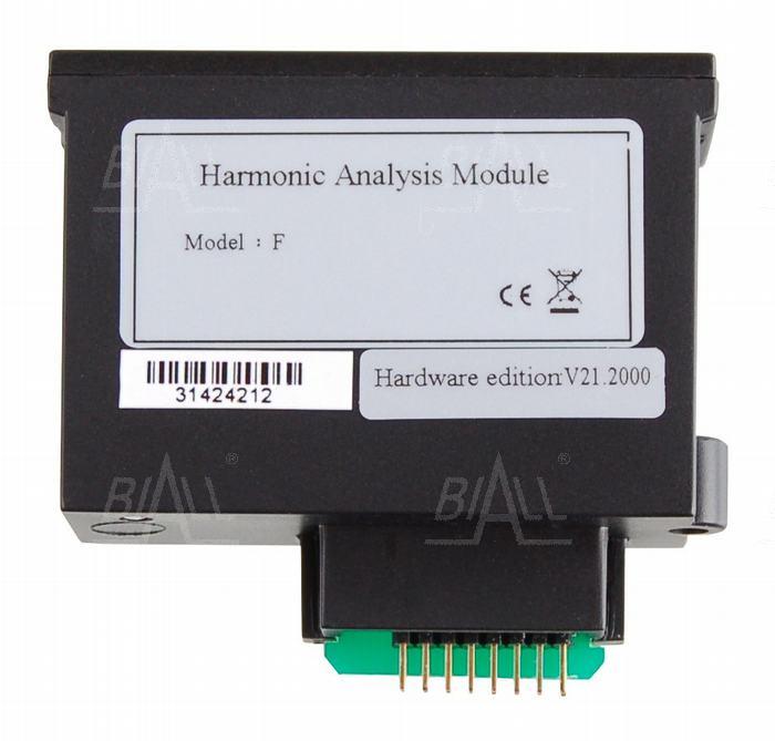 Zdjęcie produktu: Moduł F analizy harmonicznych do MDM3100 ARTEL