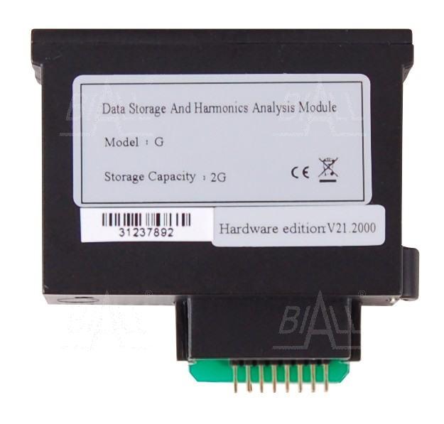 Zdjęcie produktu: Moduł G pamięci 2GB i analizy harm. do MDM3100 ARTEL