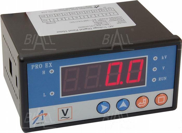 Zdjęcie produktu: Miernik napięcia AC 1-faz U51002NN PROEX ARTEL