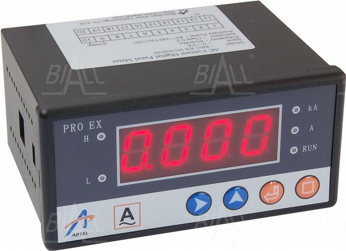 Zdjęcie produktu: Miernik prądu AC 1-faz I51002NN PROEX ARTEL