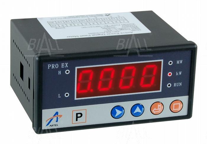 Zdjęcie produktu: Miernik mocy 1-faz P51002NN  PROEX ARTEL