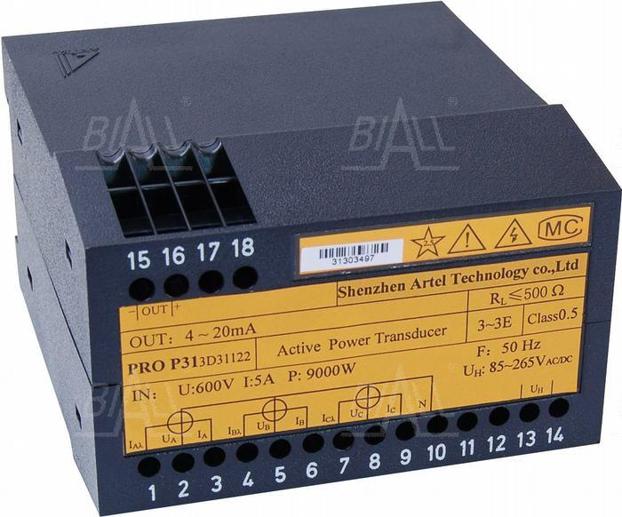 Zdjęcie produktu: Przetwornik mocy czynnej 3-faz PRO P313D31122  ARTEL