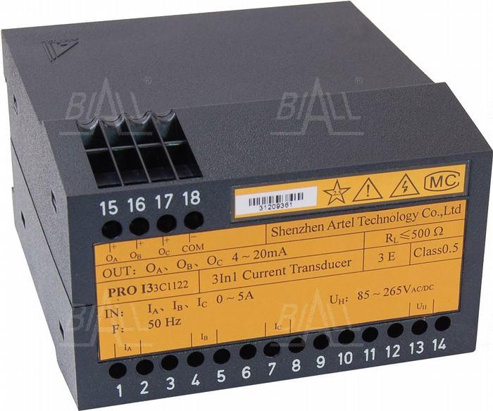 Zdjęcie produktu: Przetwornik prądu 3-faz PRO I33C1122 ARTEL
