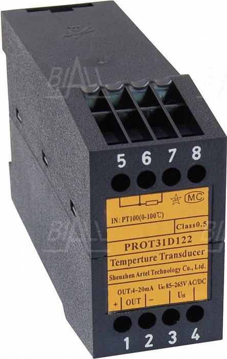 Zdjęcie produktu: Przetwornik temperatury PT100  PRO T31D122 ARTEL