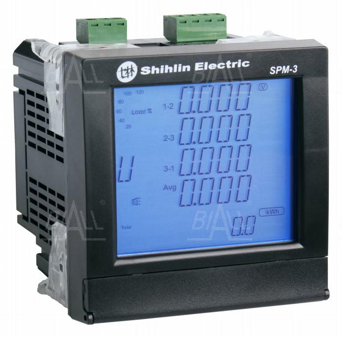 Zdjęcie produktu: Miernik mocy 3-faz SPM-3 SHIHLIN