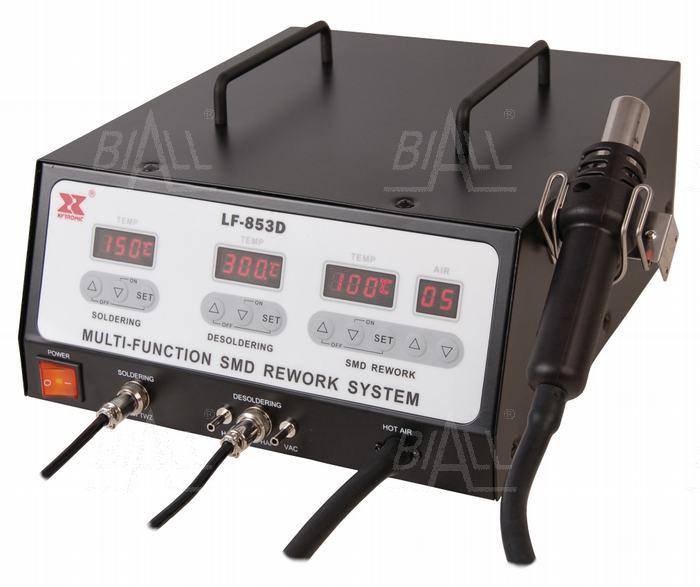 Zdjęcie produktu: Xytronic LF853D  Zestaw lut-rozlut.600W+DIA100 RoHS
