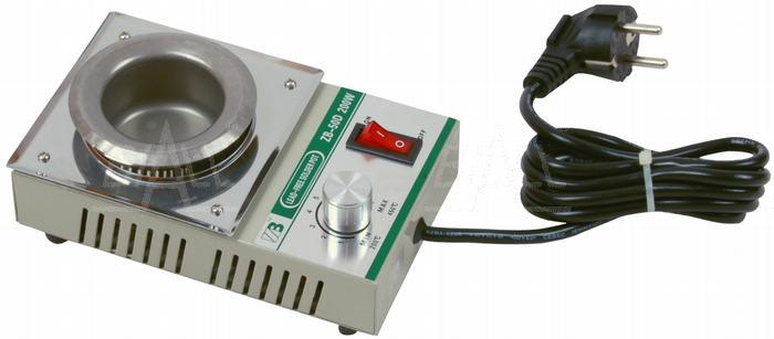 Zdjęcie produktu: Tygiel lutowniczy ZB50D 200W, 450C, śr.50mm RoHS