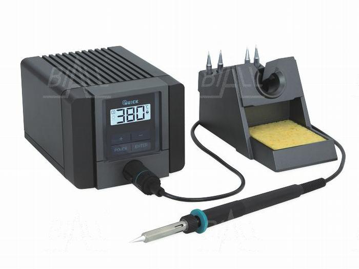 Zdjęcie produktu: QUICK TS1100 (TB-SM300) Stacja lutownicza