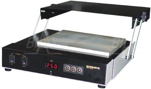 Zdjęcie produktu: Quick 870ESD Wygrzewacz płytek 800W