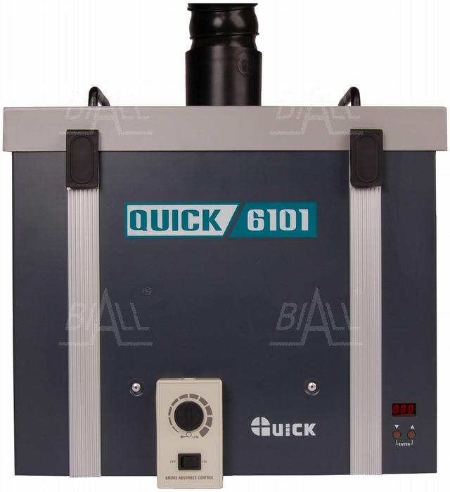 Zdjęcie produktu: Quick 6101/A1 Pochłaniacz oparów lutowniczych  QUICK