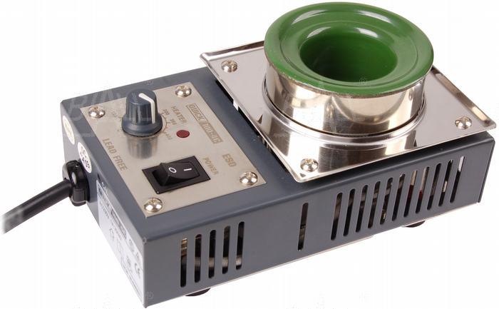Zdjęcie produktu: Quick 100-4C tygiel lut. 200W,śr.36mm,tytan,Lead Free